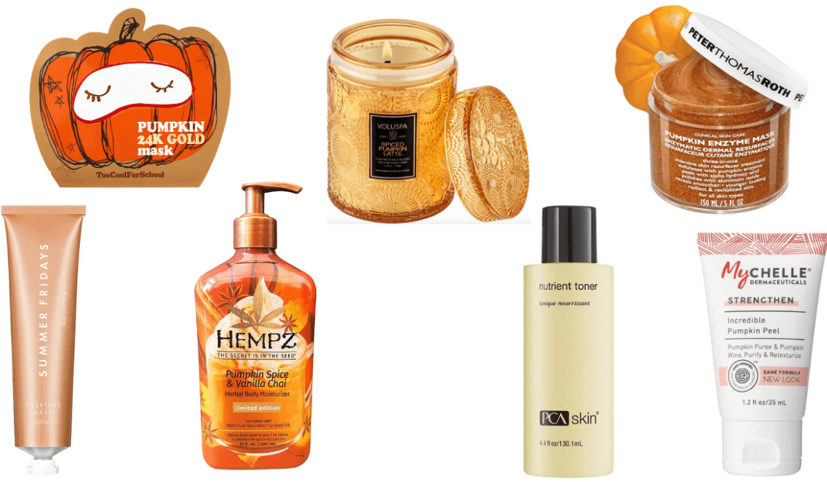 Pumpkin Spice: 7 Products That Capture the Yummy Scent of Fall