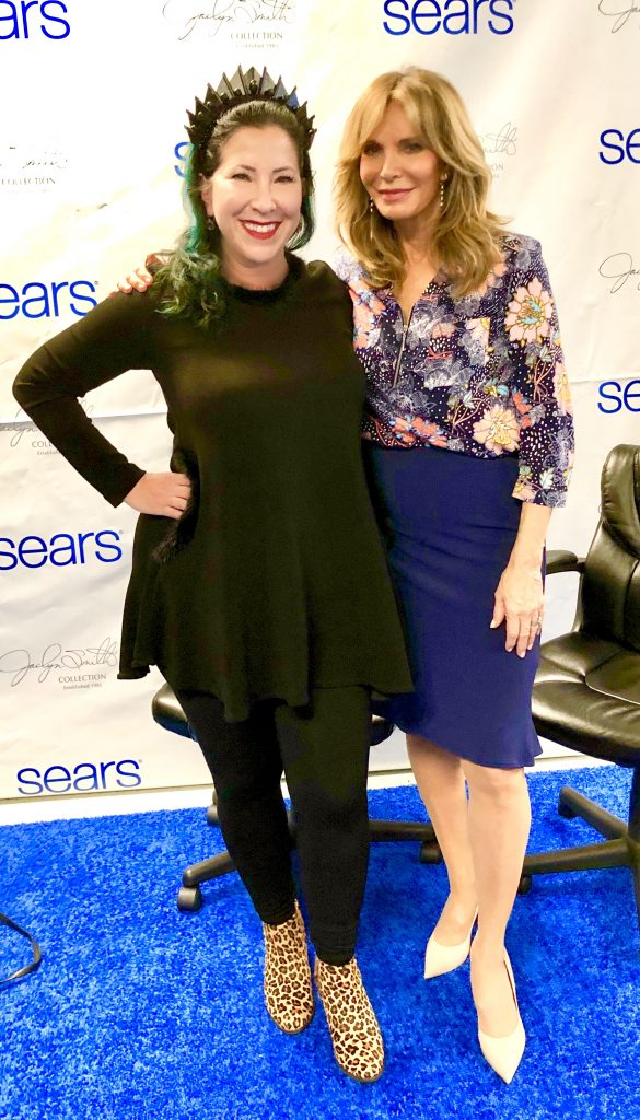 Last week, I had the pleasure of meeting timeless beauty and seventies icon Jaclyn Smith for a Meet and Greet in celebration of her Ready-to-Wear Fashion line launching at Sears
