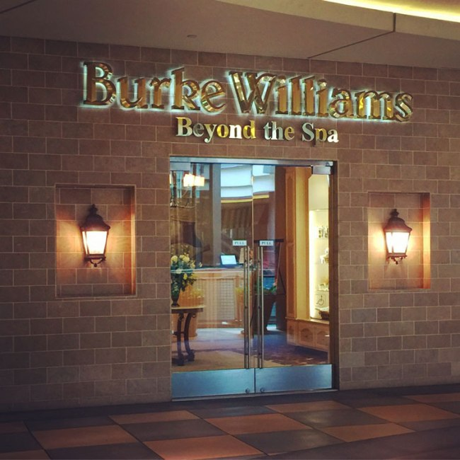 I recently had the pleasure of visiting Burke Williams Spa in Sherman Oaks, for a much needed facial. It was pampering, detoxifying and rejuvenating!