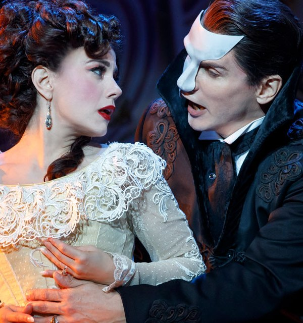 If you are a fan of the iconic Broadway musical 'Phantom of the Opera', you are going to be swept up in the captivating sequel 'Love Never Dies' now playing at the Hollywood Pantages
