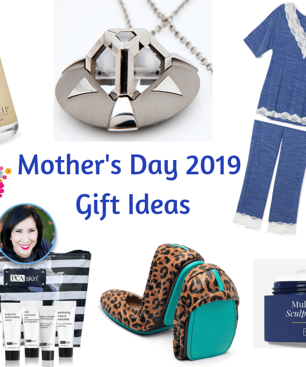In celebration of Mother's Day 2019, I've curated 10 fabulous and inspired gift ideas that will make shopping a breeze and that mom is going to love