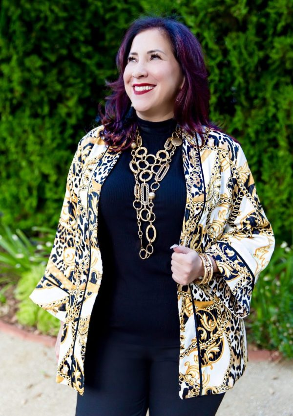 Animal Prints are one of the hottest fashion trends this Fall and Chico's has gone wild by featuring a wonderful variety of leopard prints this season