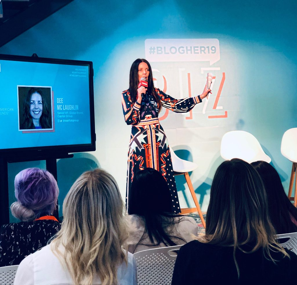 I recently attended a panel discussion about how to help women talk about money hosted by Capital Group & here are 5 tips that I learned that can help