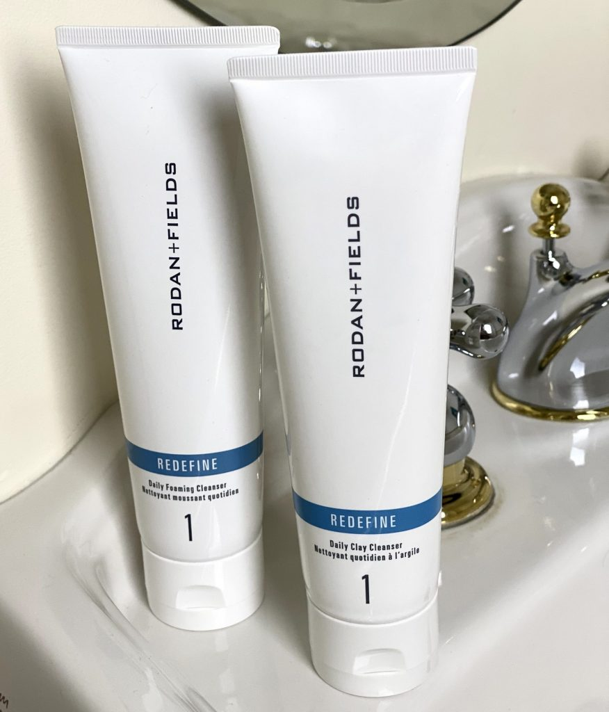 I'm excited to tell you about Rodan + Fields new and improved REDEFINE Skincare Regimen which has multiple formulas for AM/PM to choose from