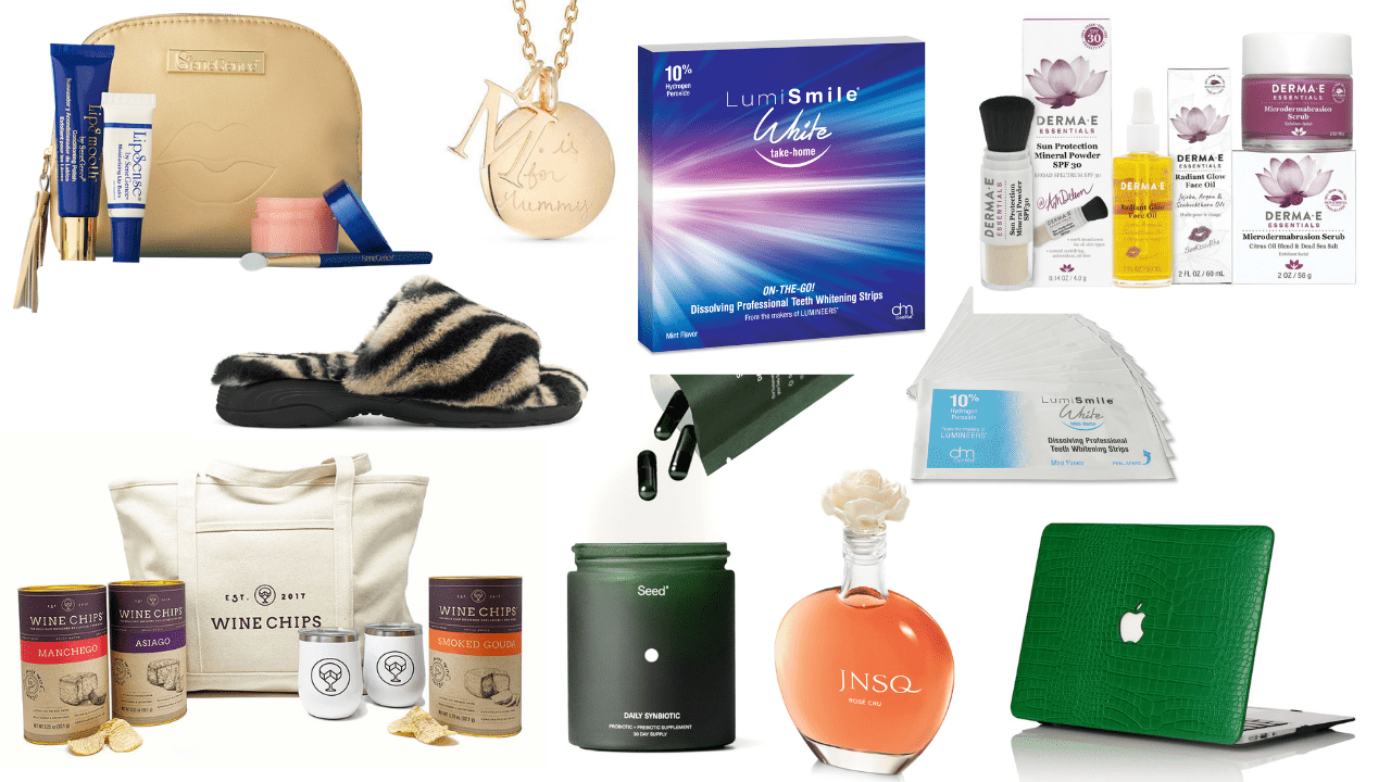 In celebration of Mother's Day 2021, I've curated 10 fabulous last minute gift ideas to surprise, delight, pamper and spoil mom with this year