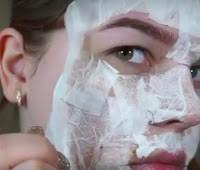 Szeretnél egy finom selymes bőrt az arcodon ,készítsd el ezt a maszkot