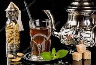 Tea ami kellemes ízű,frissítő,emésztés elősegítő kardamomból,fehéjból és szegfűszegből