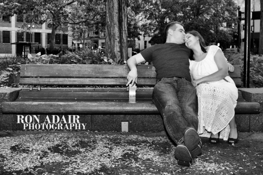Kurt & Victoria at Piatt Park