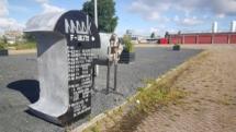 MAAK sign by Ronald Duikersloot