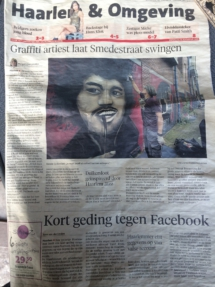 Haarlem Jazz Haarlems dagblad