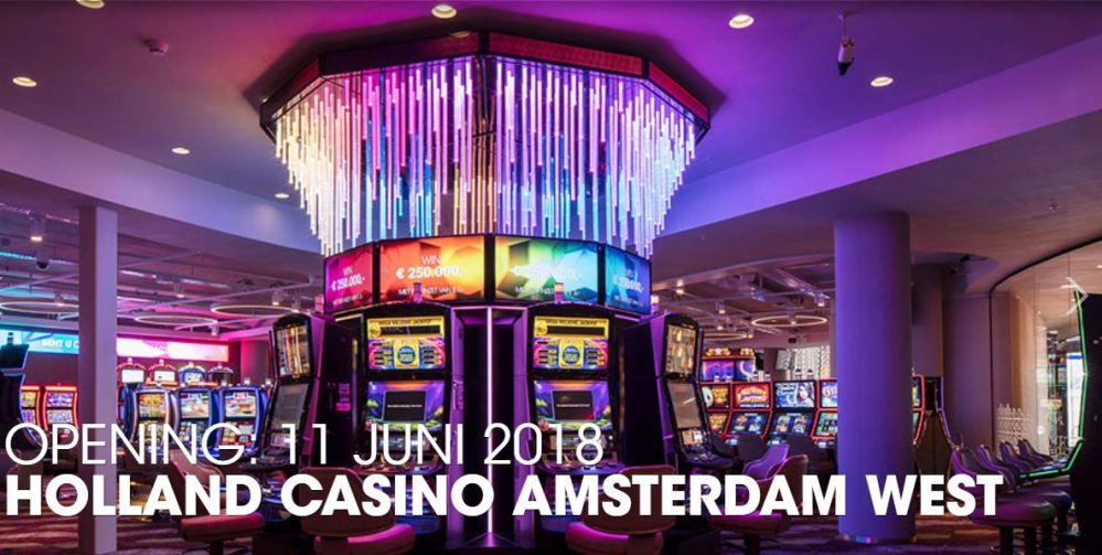 casino amsterdam west opening