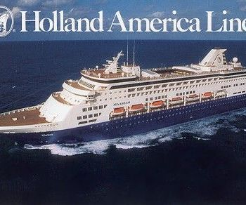 Ronald Moray holland america line
