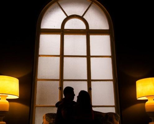 Ensaio Pré Casamento em Petrópolis - Ana e Edu na Fazenda Quitandinha