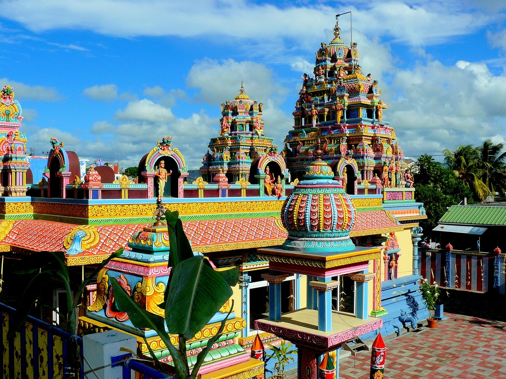 Temples on Mauritius-4