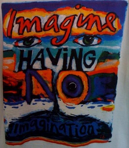 Imagine Having No Imagination!