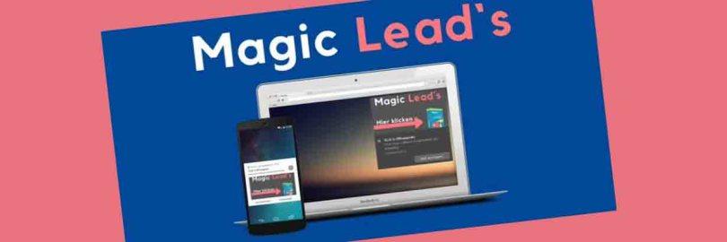 Magic Leads - zügig zum Kauf