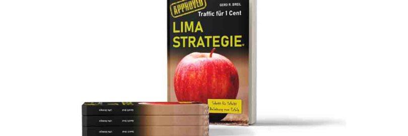 LIMA: 1 Cent Trafficpreis Buch
