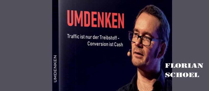 """Florian Schoel - Autor des Buches """"Umdenken"""""""