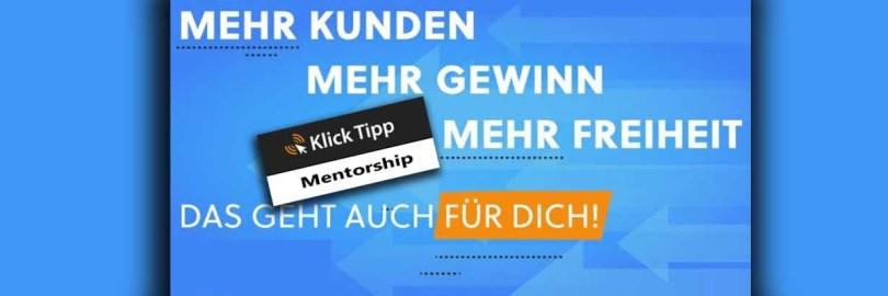 KlickTipp bietet Consultants einen interessanten Bildungsweg an.