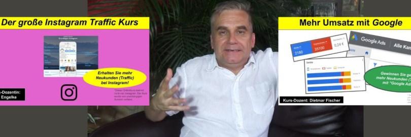 Sven Meissner bietet Onlinekurse an