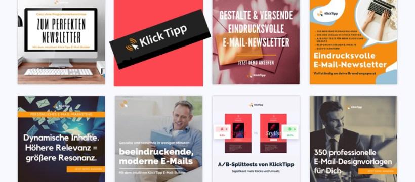 Mit KlickTipp perfekte Mails automatisieren