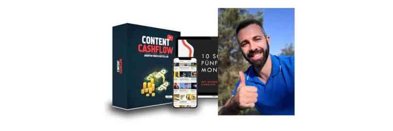 """""""Content Cashflow"""" von Eric Hüther"""
