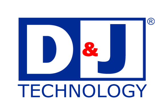 D&J TECHNOLOGY LOGO