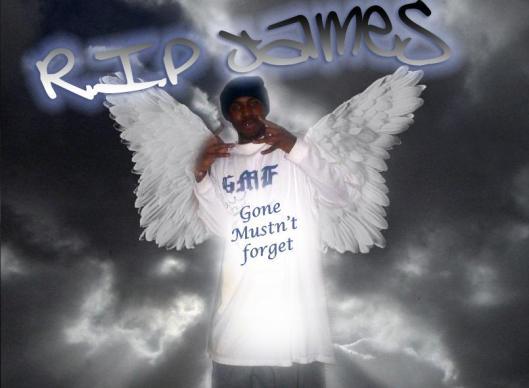RIP JAMES