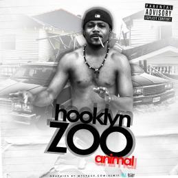 SKEET P - HOOKYLN ZOO ANIMAL COVER