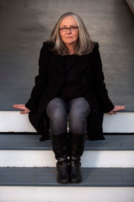"""Photo of Jennifer Wenger, author of the blog, """"A Good Man Is Hard to Find: My Search for Ronald H. Tammen, Jr."""""""