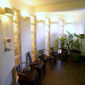 Colonnes de briques de verre (2) . . . une réalisation Ronan PARQUER