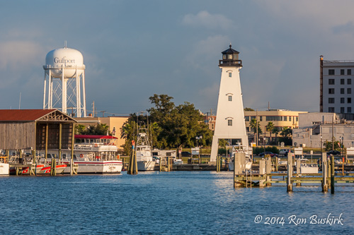 Gulfport Small Craft Harbor Entrance Ron Buskirk Photography