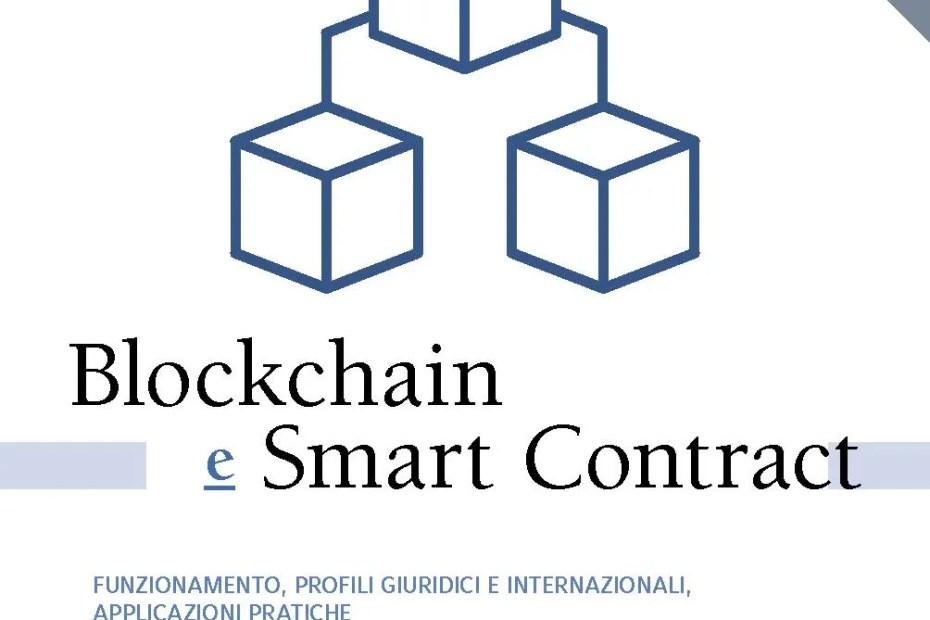Blockchain e Smart contract