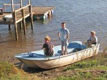 Wish we had oars
