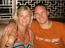 David and Tanja