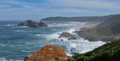 On the south side of Robberg
