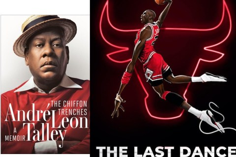 Permalink to: In Defense of André Leon Talley and Michael Jordan