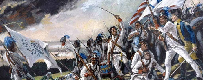 Permalink to: The Flag & America's Desecration of Black Veterans
