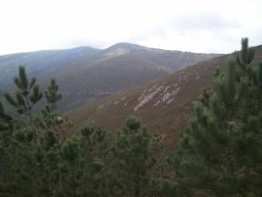 Vista para nordeste
