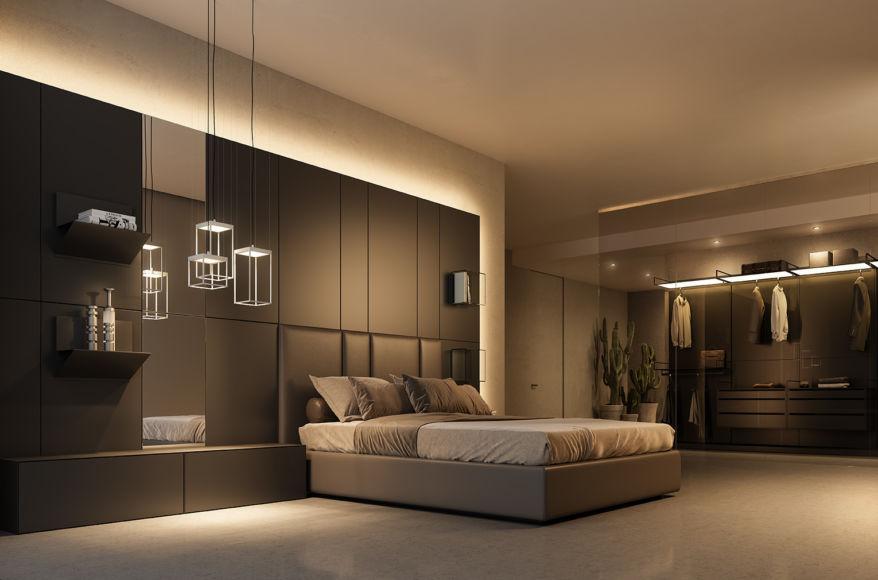 Scopri come arredare la tua camera da letto con gusto e design. How To Set Up A Contemporary Bedroom Ronda Design