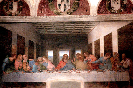 "DaVinci's ""The Last Supper"""