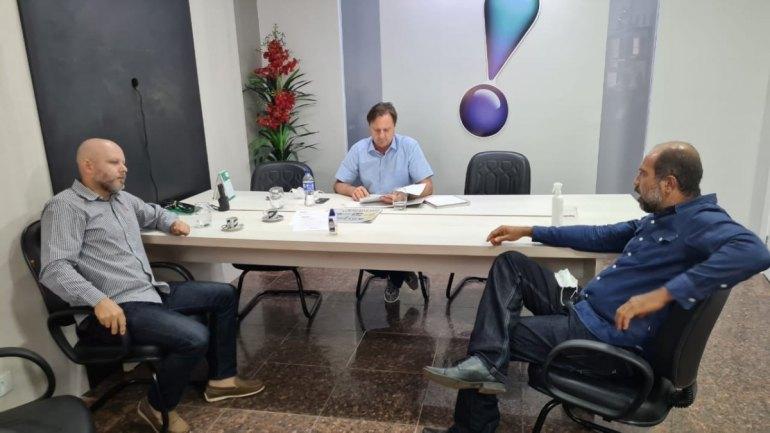 BR-364: Em conversa com Acir Gurgacz, Palitot consegue ciclo faixa para capital