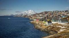 Korte reis Groenland