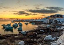 Vakantie Groenland