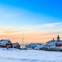 Reizen Groenland