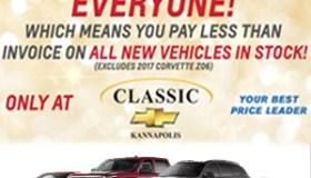 Classic Chevrolet of Kannapolis