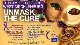 2017 American Cancer Society Relay For Life of West Mecklenburg