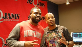 Torey Smith with The Ko Show