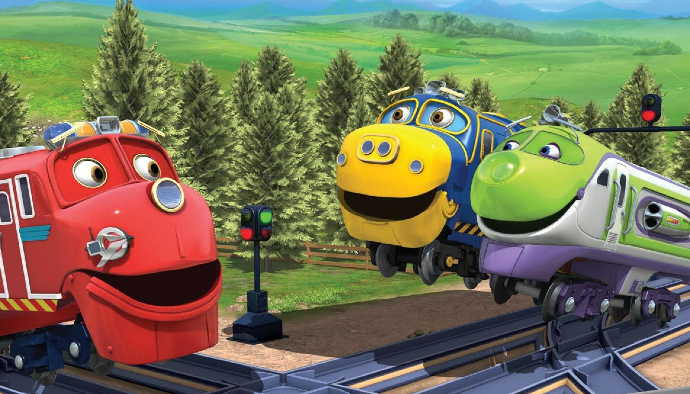 CHUGGINGTON: A Traintastic Adventure!