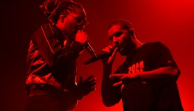 Drake Performs in Denver